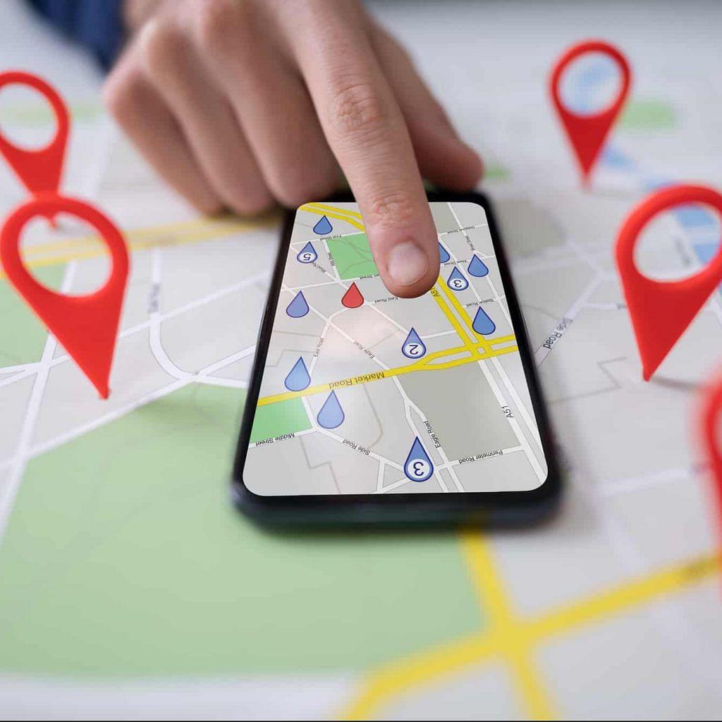 Google-Maps-Optimization