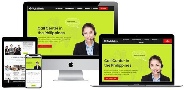 Digital-Minds-BPO-Outsourcing-Website